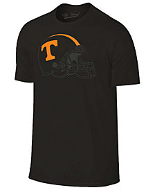 Champion Men's Tennessee Volunteers Black Out Dual Blend T-Shirt
