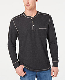 Tommy Bahama Men's Island Thermal Henley