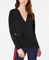 349e3df136867 Michael Kors Women s Clothing Sale   Clearance 2019 - Macy s
