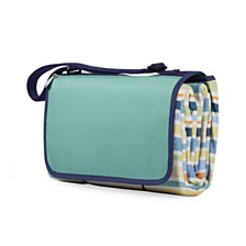 Oniva™ by Picnic Time St. Tropez Blanket Tote Outdoor Picnic Blanket