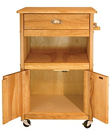 Open or Enclosed Storage Cart