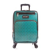"Signature Gems 21"" Spinner Suitcase"