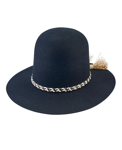 San Diego Hat Company Crown Derby Wide Brim Hat
