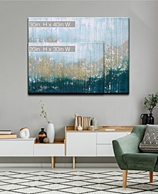 'Ocean Spray B' Abstract Canvas Wall Art Collection