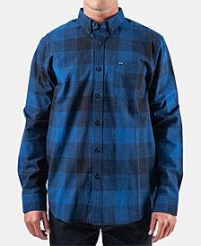 Rip Curl Men's Our Time Plaid Shirt