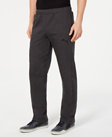 cadb88250a3d Puma Men s dryCELL Fleece Pants   Reviews - All Activewear - Men ...