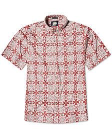 Reyn Spooner Men's Quilt-Print Shirt