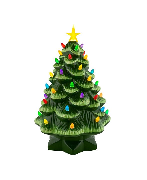 "Mr. Christmas 14"" Green Nostalgic Tree"