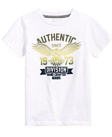 Epic Threads Little Boys Authentic Graphic T-Shirt, Created for Macy's