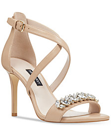 Nine West Mikhaila Evening Sandals