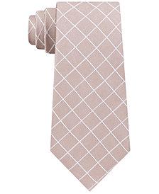 MICAHEL Michael Kors Men's Assorted Plaid/Grid Ties