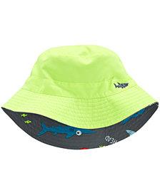 Carter's Toddler Boys Reversible Shark-Print Hat