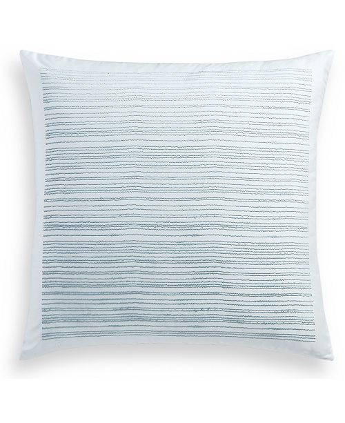 "Hotel Collection CLOSEOUT! Ethereal Cotton 26"" x 26"" European Sham, Created for Macy's"