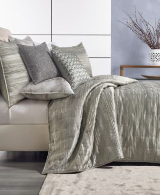 Iridescence Quilted King Sham, Created for Macy's