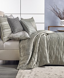 Iridescence Coverlet Collection, Created for Macy's