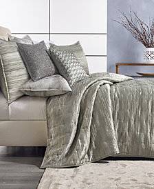 Hotel Collection Iridescence King Coverlet, Created for Macy's
