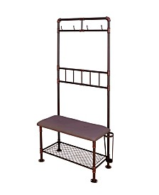 Gee Industrial Small Hallway Bench