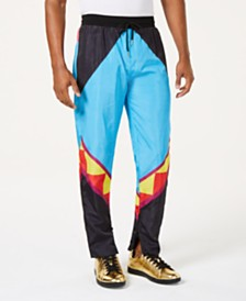 Reason Men's Neo Abstract Track Pants
