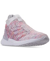 adidas Boys  RapidaRun Laceless Knit Running Sneakers from Finish Line 29e0f7ccfae