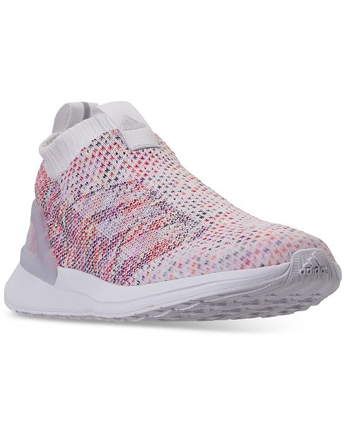 newest 07926 c1298 ... adidas Boys  RapidaRun Laceless Knit Running Sneakers from Finish ...