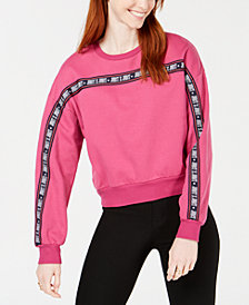 Juicy Couture Fleece Logo Sweatshirt