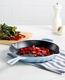 "Enameled Cast Iron 10.25"" Skillet"
