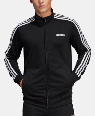 Men's Essentials 3-Stripes Tricot Track Jacket