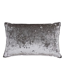 "Ibenz Ice Velvet Pillow, 14"" x 22"""