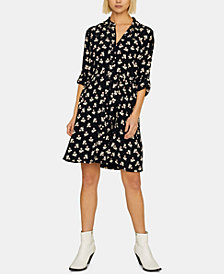 Sanctuary Etta Floral-Print Shirtdress