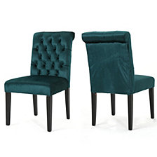Dinah Dining Chairs (Set Of 2), Quick Ship