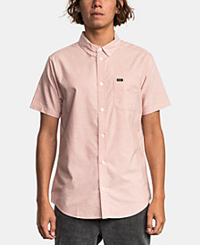 RVCA Men's That'll Do Stretch Pocket Shirt