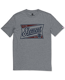 Element Men's Wedge Logo Graphic T-Shirt