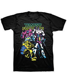 Transformers Men's Graphic T-Shirt