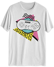 90's Nintendo Men's Graphic T-Shirt