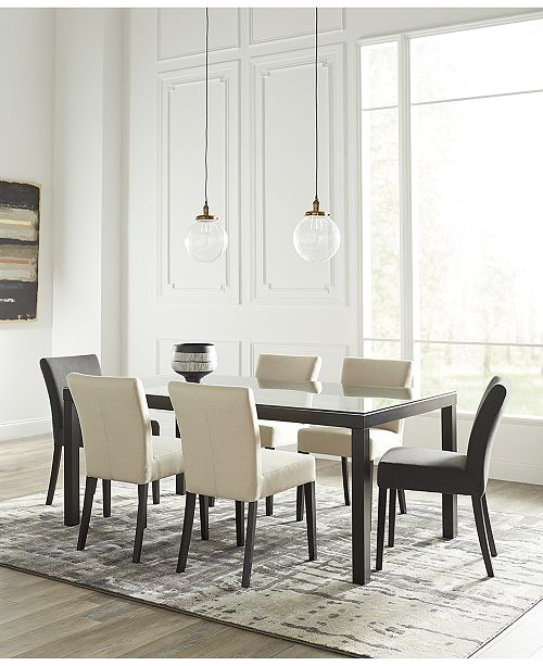 Furniture Tate Dining Furniture Collection, Created for Macy's