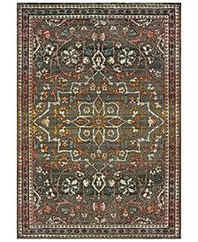 "Oriental Weavers Mantra 4929 3'10"" x 5'5"" Area Rug"
