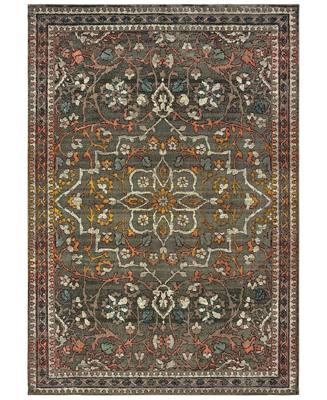 "Oriental Weavers Mantra 4929 9'10"" x 12'10"" Area Rug"