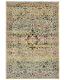 "Oriental Weavers Mantra 508 2'3"" x 7'6"" Runner Area Rug"