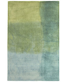 "Liora Manne' Piazza 7283 Watercolors 2'3"" x 8' Runner Area Rug"