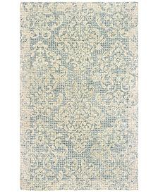 Oriental Weavers Tallavera 55604 Blue/Ivory 10' x 13' Area Rug