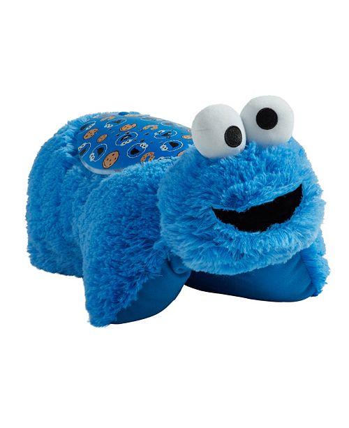 Sesame Street Cookie Monster Plush Sleeptime Lite