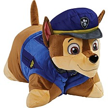 Pillow Pets Nickelodeon Paw Patrol Chase Stuffed Animal Plush Toy