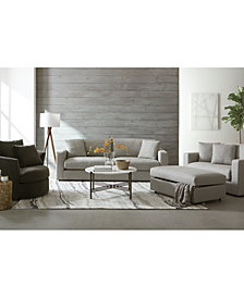 Gidette Fabric Sofa Sectional Collection