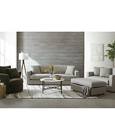 Gidette Fabric Sectional Sofa Collection