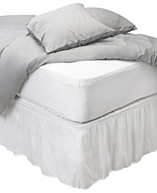 Sanitized Waterproof Fitted Twin Mattress Cover