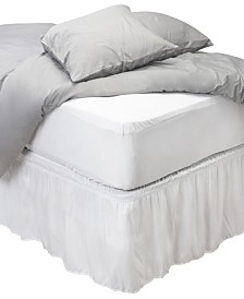 Home Details Sanitized Waterproof Fitted Twin Mattress Cover
