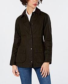Beadnell Waxed Cotton Coat