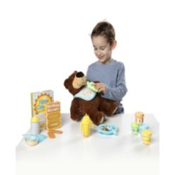 Closeout! Melissa and Doug Mine to Love Mealtime Play Set