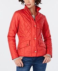 Barbour Flyweight Cavalry Quilted Coat