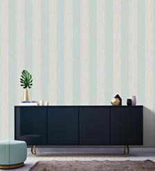 Graham & Brown Mercury Stripe Wallpaper